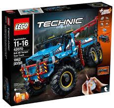 Электромеханический <b>конструктор LEGO Technic</b> 42070 ...