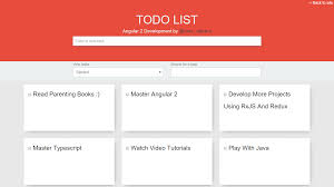 simple todo simple todo list angular expo