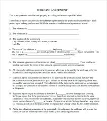 Breaking Commercial Lease Agreement With Sample Word Document ...