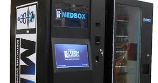 Cannabis Vending Machine California Beauteous Pot Vending Machines Coming To Canada Medbox Promises