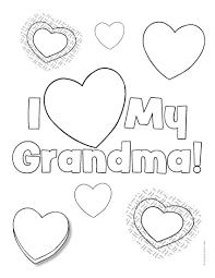 Small Picture I Love You Grandpa Printable Coloring Pages Coloring Coloring Pages