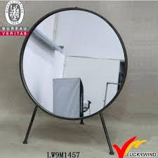 Mirrored Display Stands Small Mirrored Display Stands Lucky Mirror Stand Household Online 82
