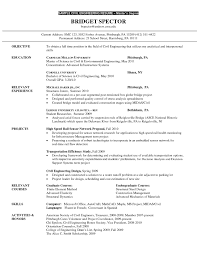 Masters Degree Resume Sample Master Example Student Stock