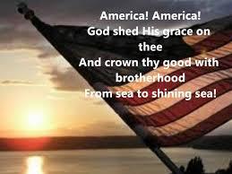 America the Beautiful Lyrics Blake Shelton ft Miranda
