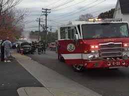 firefighters put out a car fire wednesday morning on oct 25 2017 at the