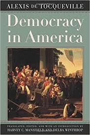 democracy in america alexis de tocqueville harvey c mansfield  democracy in america alexis de tocqueville harvey c mansfield delba winthrop 9780226805368 com books