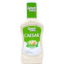 caesar salad dressing bottle. Plain Dressing In Caesar Salad Dressing Bottle L