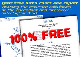 Free Natal Chart Calculator Astrology Birth Chart Calculator Www Bedowntowndaytona Com