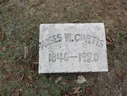 Moses Wesley Curtis (1846-1920) - Find A Grave Memorial