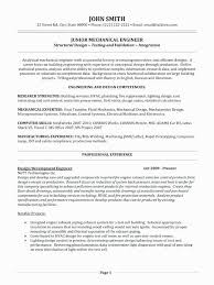 37 Lovely Mechanical Engineering Resume Objective Nadine Resume