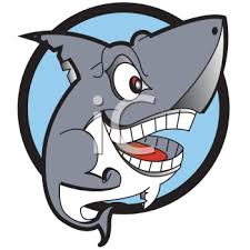 Image result for animated shark