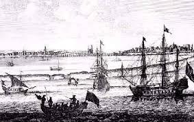 Resultado de imagem para embarcações brasil colonial