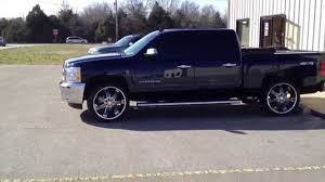 Effen 412 wheels 24 inch 2012 Chevy 1500 4wd Creative Wholesale ...