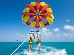 Fort Lauderdale Parasail Fort Lauderdale To Key West Day Trip And Parasailing