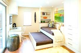 bed with office underneath. Office Bunk Bed Daybed With Trundle In Home Contemporary Built Underneath E
