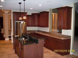 Basement Kitchen Designs Mesmerizing Custom Kitchens Triple R Builders Inc