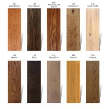 please note stain colors can vary if you want to stain your floors we ask that you narrow your choices down to a few colors we will then make sles