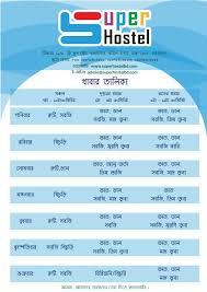 Balanced Diet Chart In Bangladesh Food Menu Bangla Version Food Menu Egg Curry Menu