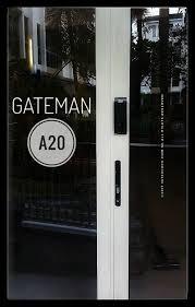 gateman a20 ih digital lock for sliding door and sliding aluminium doors