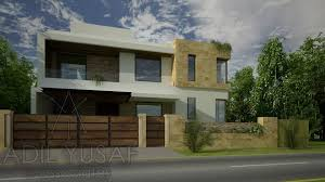 Small Picture Modern House G 10 Islamabad by ADIL YUSAF Associates