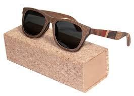 previous natural wood sunglasses