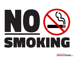 No Smoking Signage Free No Smoking Printable Sign Template Free Printable Signs