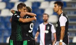 Watch the serie a event: Sassuolo Juve Le Pagelle Di Cm Szczesny Prende 3 Gol Ma E Il Migliore Dei Suoi Ronaldo Insufficiente Primapagina Calciomercato Com