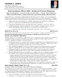 Banking Resume Examples Fascinating Investment Banking Resume Template Theoutdoorsco