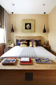 master bedroom idea. Bedroom, Trendy Long Curtain And Black Lamp Shades Idea In Cozy Small Master Bedroom Design ~ Ideas With Smart Layouts Decorations I