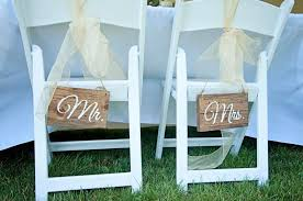 mr and mrs wedding chair signs rustic wedding chair signs wedding wood wedding chair signs wooden chair signs