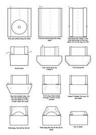 Making A Cd Case Paper Cd Sleeve Origami Archives Hashtag Bg