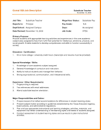 Teaching Position Resume Eliolera Com