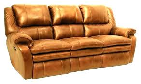 comfortable leather sofa bed most sleeper reclining kitchen charming image of big man recline furniture