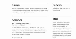 Free Template Resume Download Resume Templates Download Free Awesome Resume format Free 67