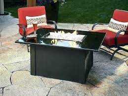 outdoor fire pit ring pits gas canada propane decorating agreeable round