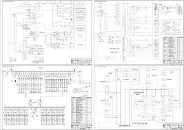 Курсовые и дипломные проекты по электроснабжению Чертежи РУ Дипломный проект Анализ схемы электроснабжения варочно промывного цеха целлюлозного завода