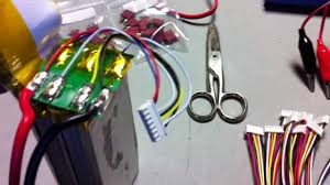 lipo repair converting a 6s 5000mah 4s Lipo Wiring Diagram Battery Pack 450mAh