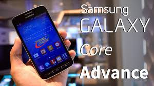 Samsung Galaxy Core Advance GT-I8580 ...