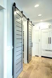 narrow sliding doors narrow barn door new sliding for 8 narrow sliding mirrored wardrobe doors