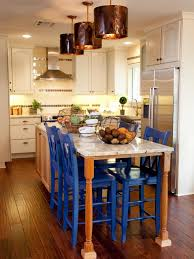 Wooden furniture for kitchen Brown Shop This Look Hgtvcom Refinishing Kitchen Chairs Stools Hgtv Pictures Ideas Hgtv