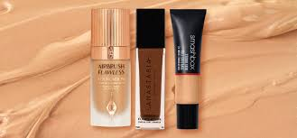 Best Foundation For Your Skin Type 2019 Glamour Uk