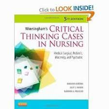 Critical Thinking in Nursing Practice   Nurse Key