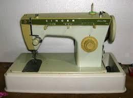 Singer Fashion Mate 252 Sewing Machine