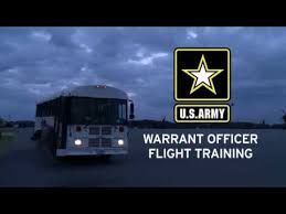 Flight Warrant Officer Woft Warrant Officer Flight Training Youtube