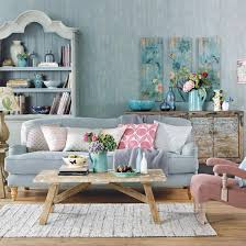simple living rooms. Exellent Rooms French Country Living Room In Pretty Pastels  Simple Designs For Easy  Makeovers On Living Rooms Ideal Home