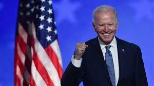 รู้ผลแล้ว 'โจ ไบเดน' ชนะเลือกตั้งสหรัฐฯ เป็นว่าที่ประธานาธิบดีคนใหม่