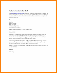 Signing Authority Letter To Bank Receipt For Rent Paid