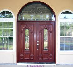 Narrow Front Door Transom For White Wooden Of Brick Gallery ...