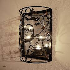 wall hung candle holders inspirational hartleys wall mounted tealight candle holder mirror