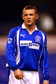 photo essay wayne rooney the everton years who ate all the pies pa 505243